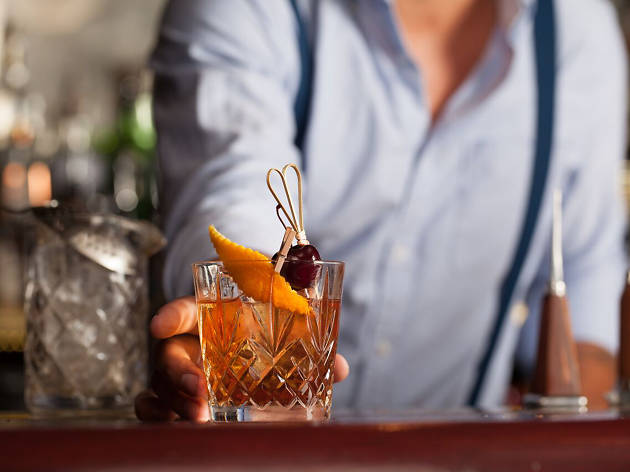 London Cocktail Week 2015, Old Fashioned master class, woodford reserve