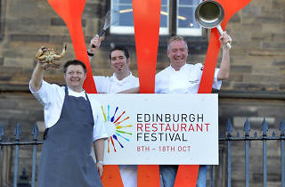 edinburgh restaurant festival
