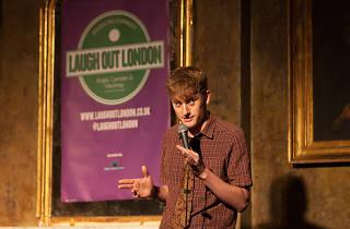James Acaster at Laugh Out London