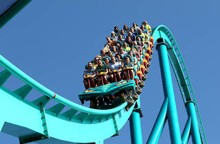 (Photograph: Courtersy Canada's Wonderland)