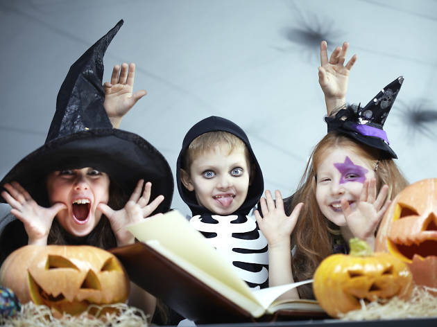 Hard Rock Cafe has announced its super spooky spectacular with the Lil' Monsters Ball