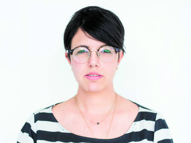 Paola Palazón, directora de Time Out México y organizadora de TOCA