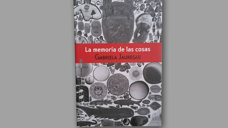 Jauregui presenta su primer libro de cuentos.
