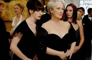 Meryl Streep, sus 20 nominaciones