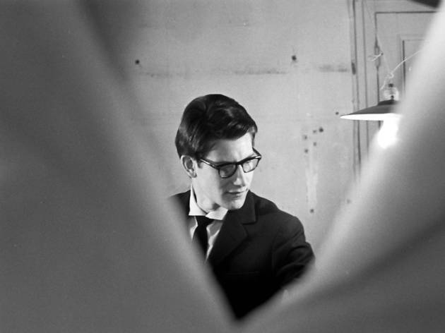 L'amour fou sobre Yves Saint Laurent