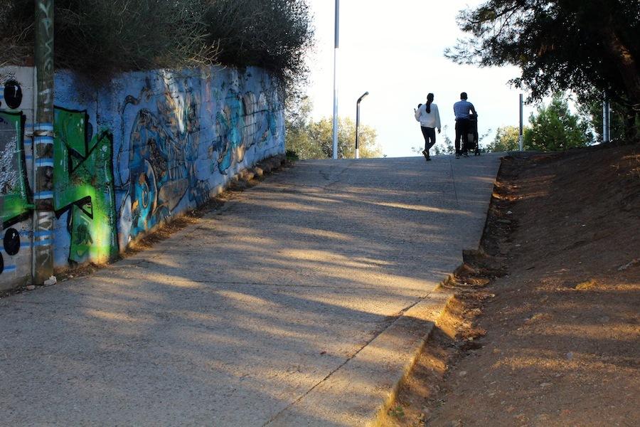 Camí de Can Mora - Turó del Carmel