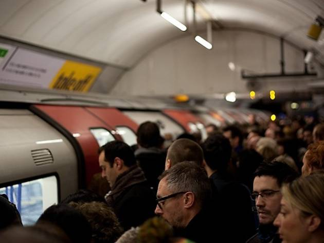 Five ways to win at rush hour in London