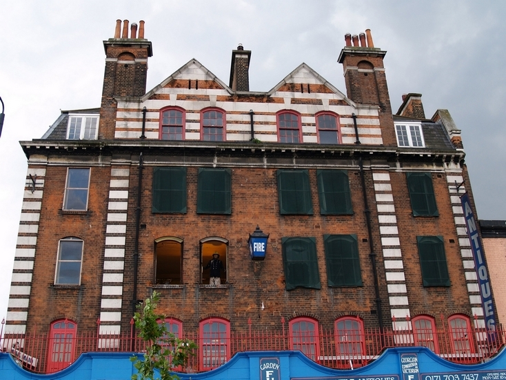 Fire Station, Old Kent Road