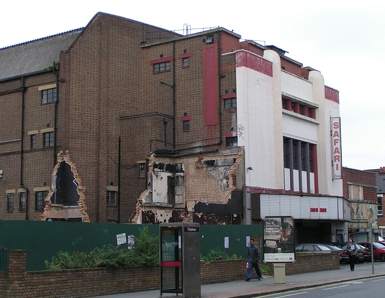 Safari Cinema, Croydon