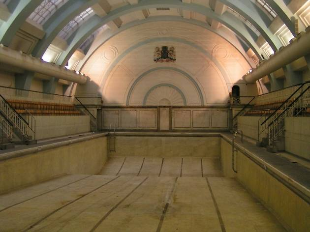 Marshall Street Baths, Soho