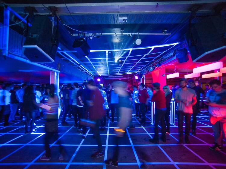 Dance into the wee hours at Sub Club