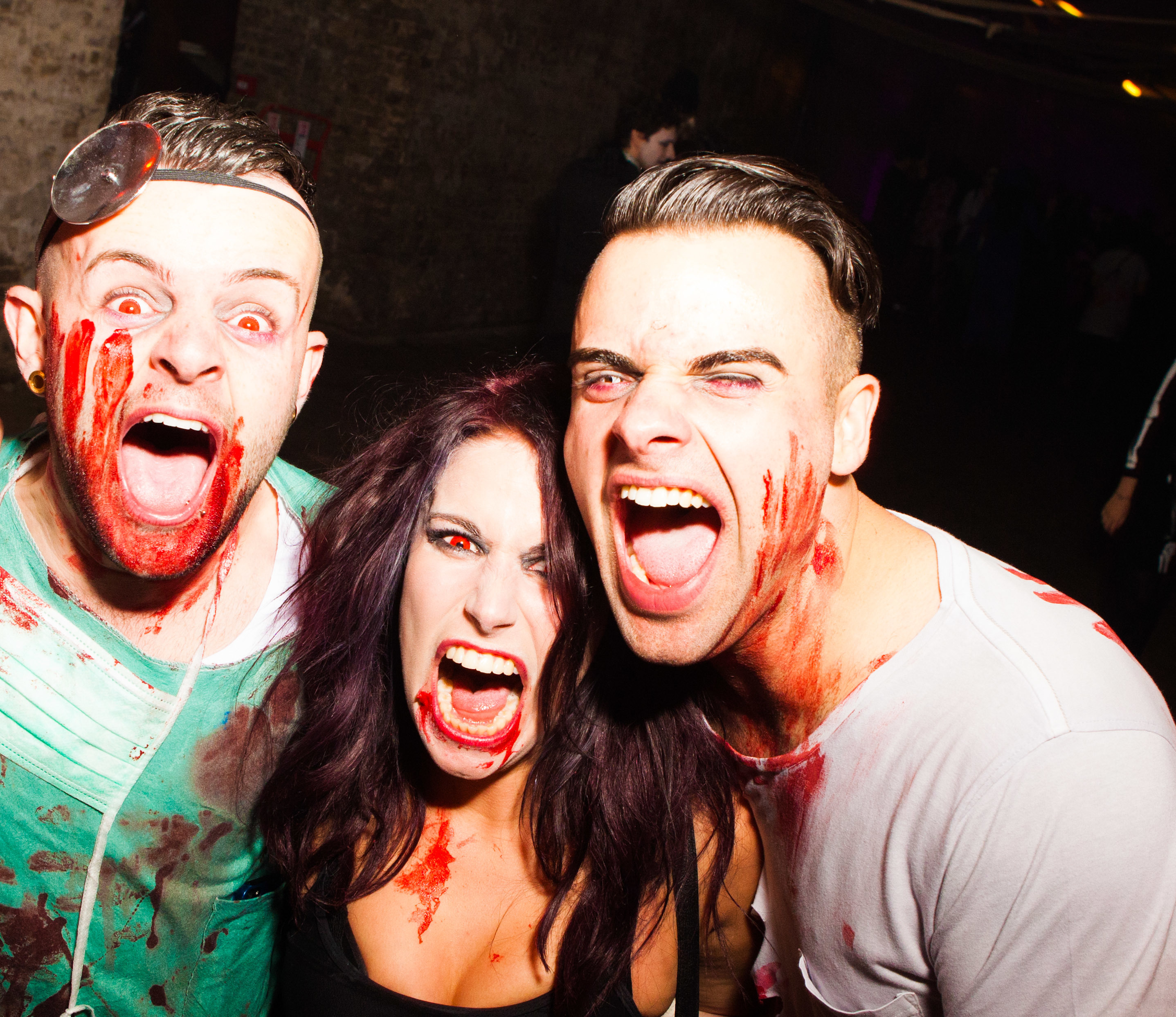 Halloween clubs in Manchester
