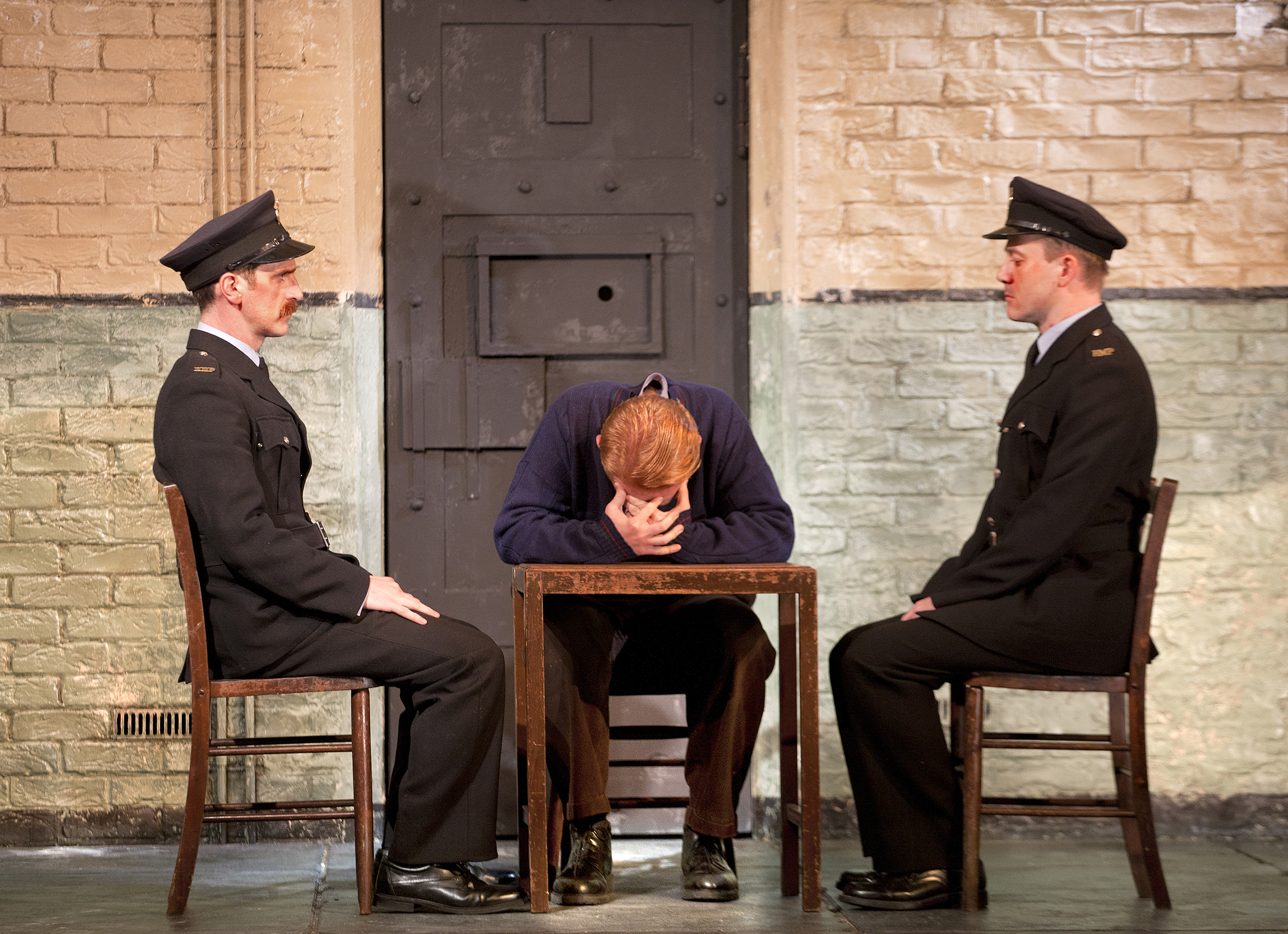 15 London theatre shows we loved the most in 2015: Hangmen, Royal Court