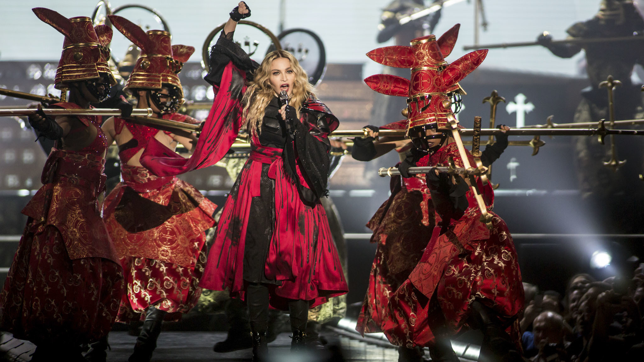 Madonna at the United Center