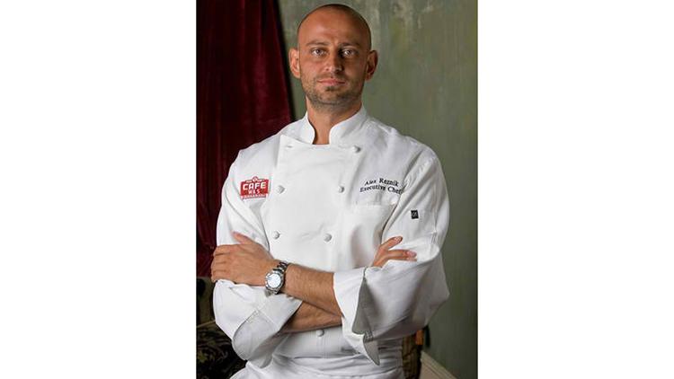 Chef Alex Reznik