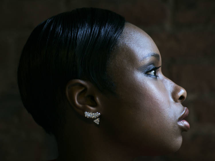 See stunning photos from Jennifer Hudson's cover shoot