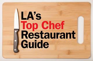 LA's Top Chef restaurant guide