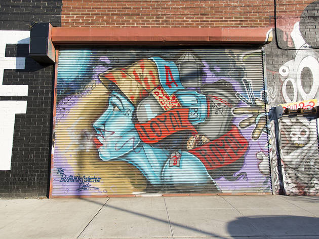 Street Art Tour of Bushwick
