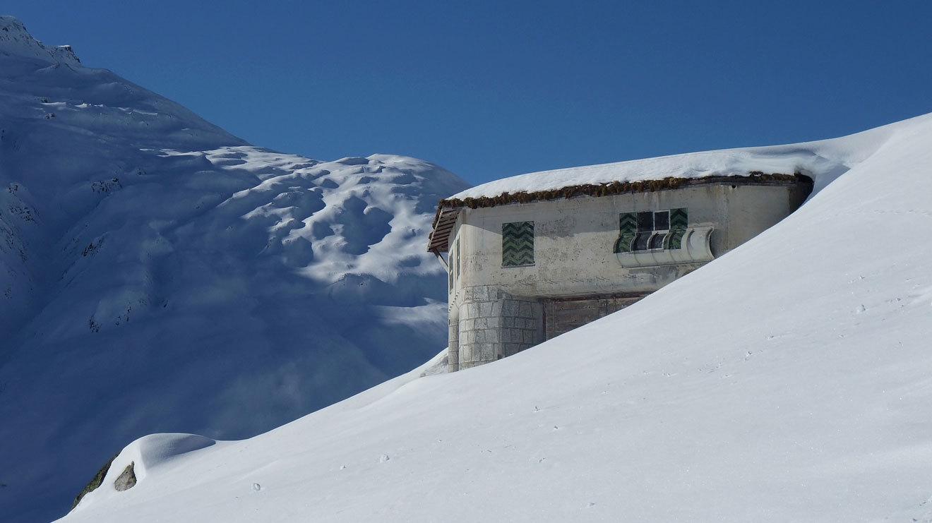snow bunker