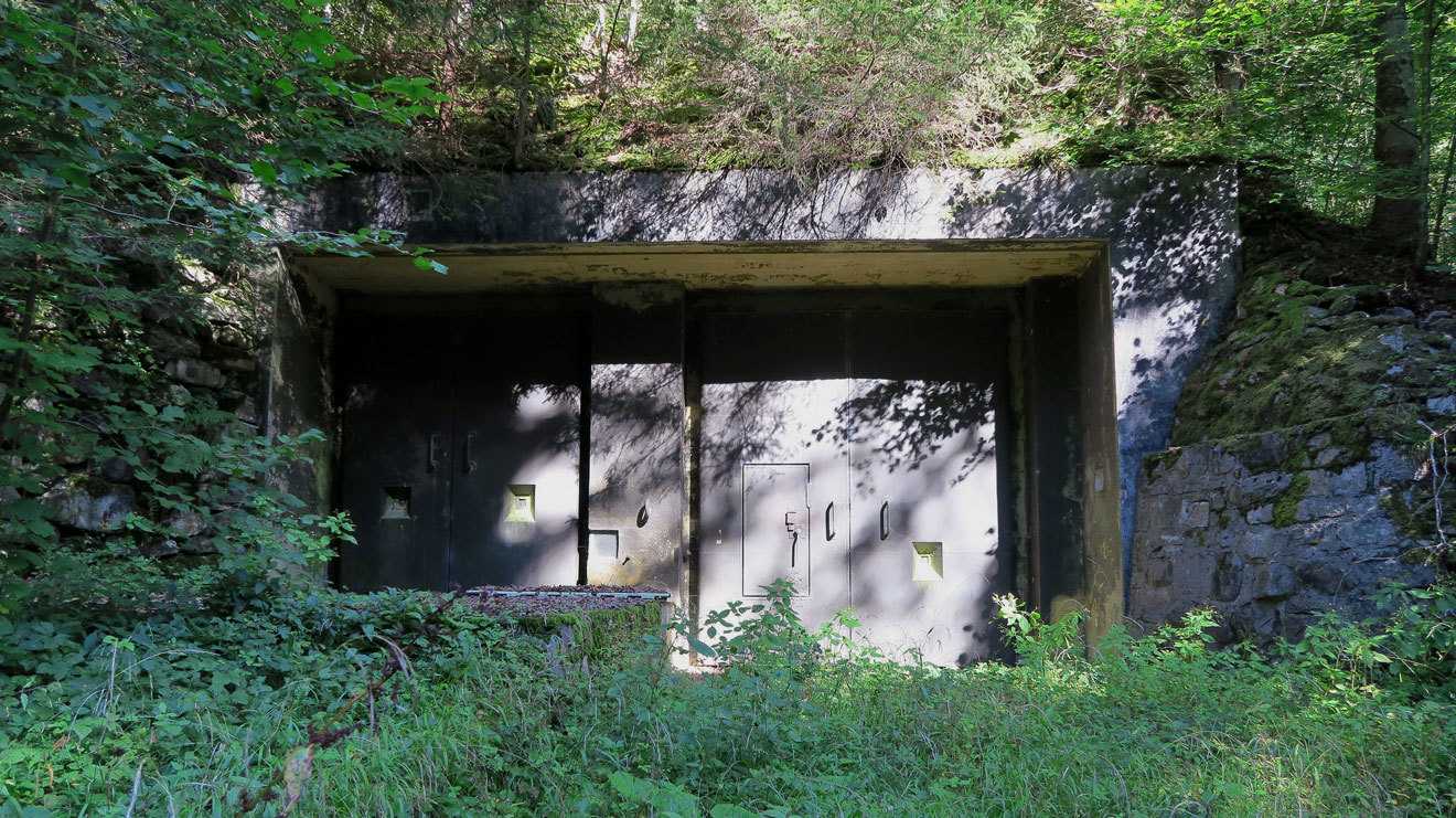Underground Military Bases For Sale 16 Haunting Pictures Of Switzerlands Secret Bunkers