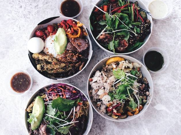 The best healthy restaurants in Singapore