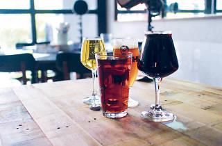 Singapore Craft Beer Week: #OHSOFRESHSG (Beats'n'Brews)