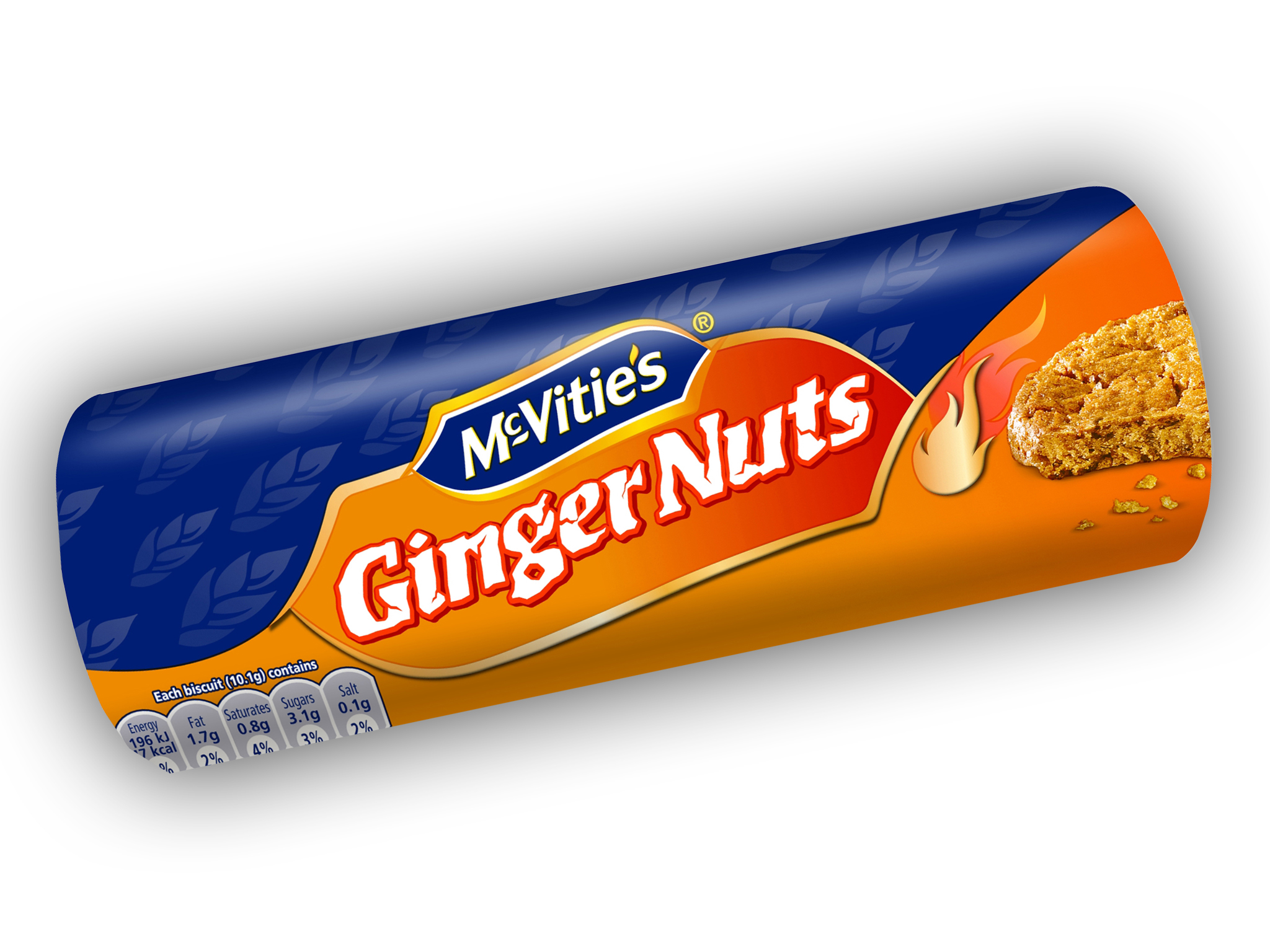 The best biscuits ranked, Ginger nuts