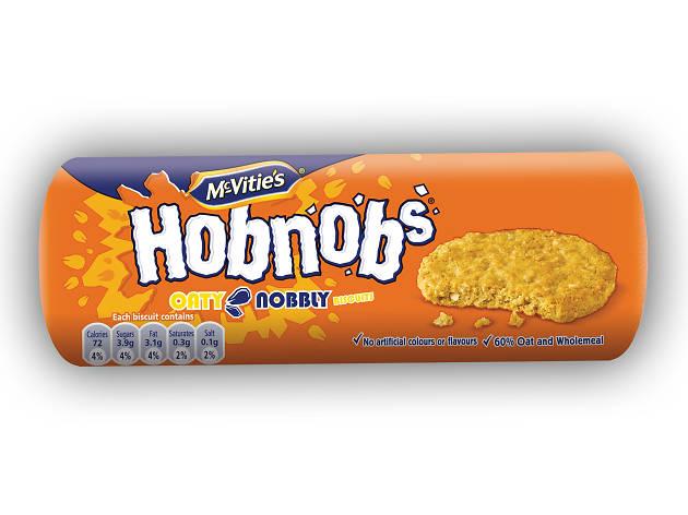 Best biscuits ranked, hobnobs