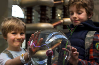 National Museum Scotland - half term events