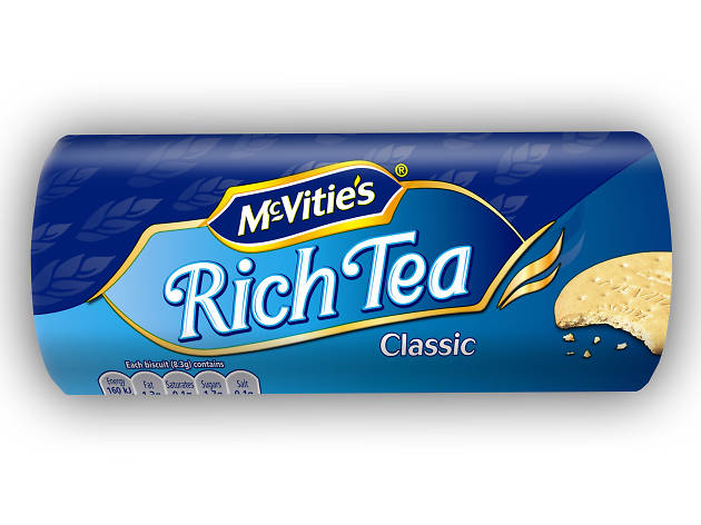 The best biscuits, rich tea