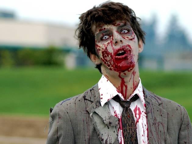 Comas Zombie Chase