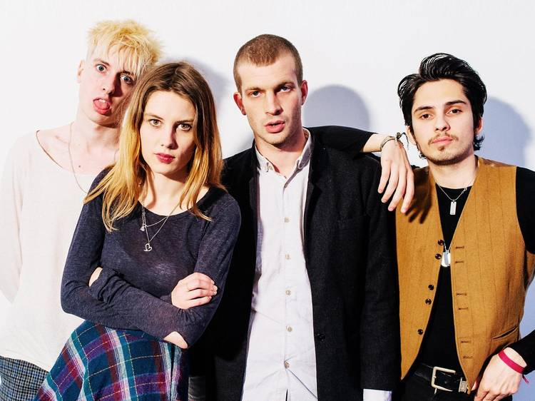 Fat White Family + The Districts + Wolf Alice + Bo Ningen