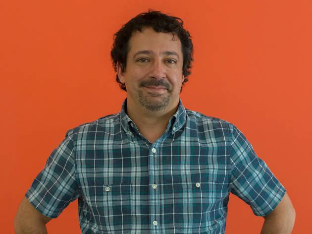 Director de DocsDF, Inti Cordera