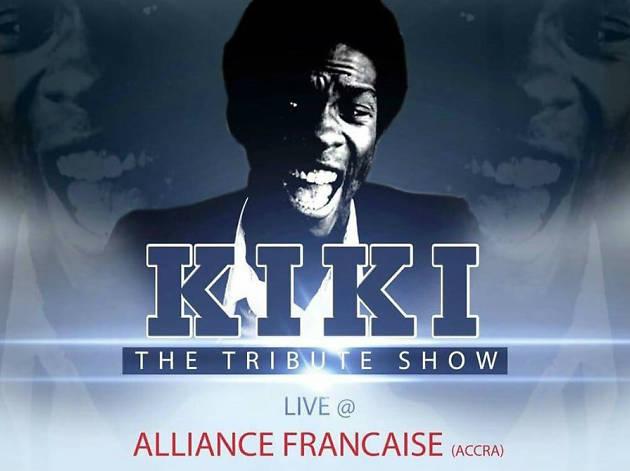 Kiki Gyan The Tribute show
