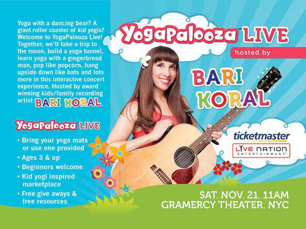 Yogapalooza Live