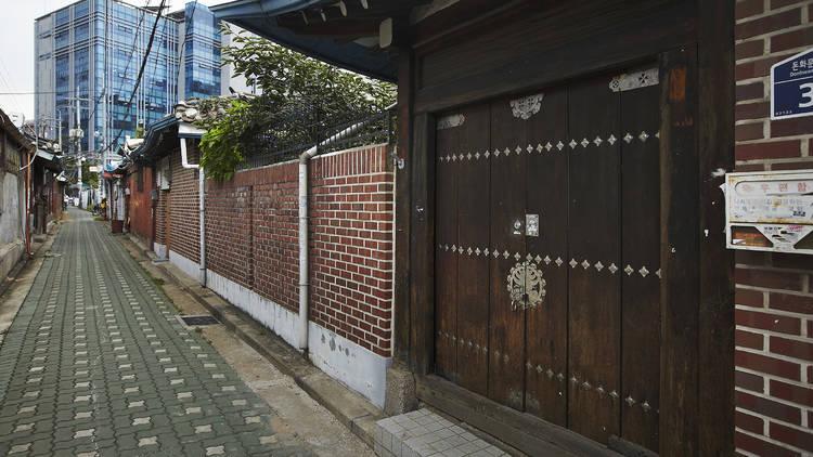 익선동 (PHOTOGRAPHS: PARK JUNG-WOO)