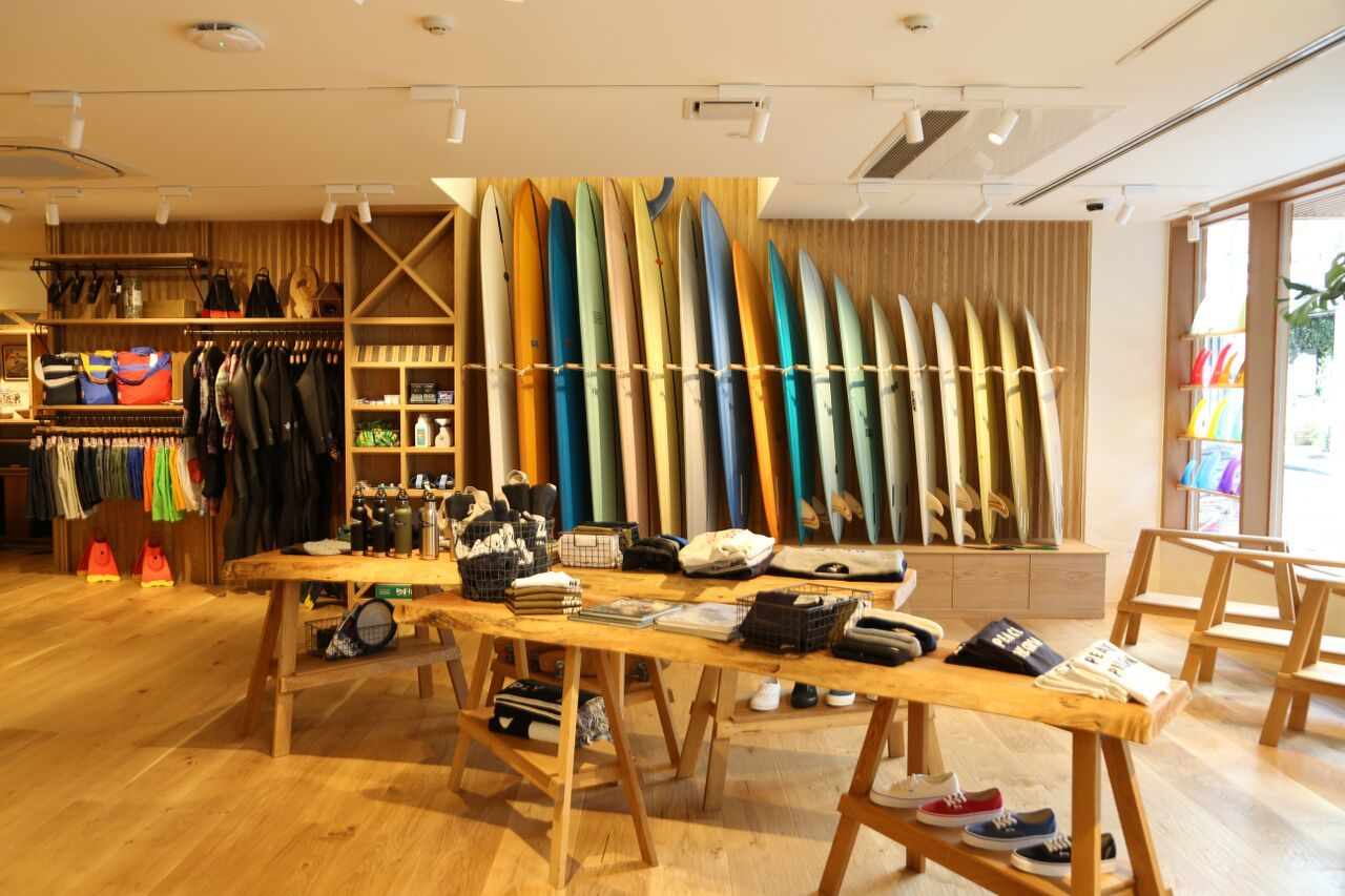 Pilgrim Surf+Supply