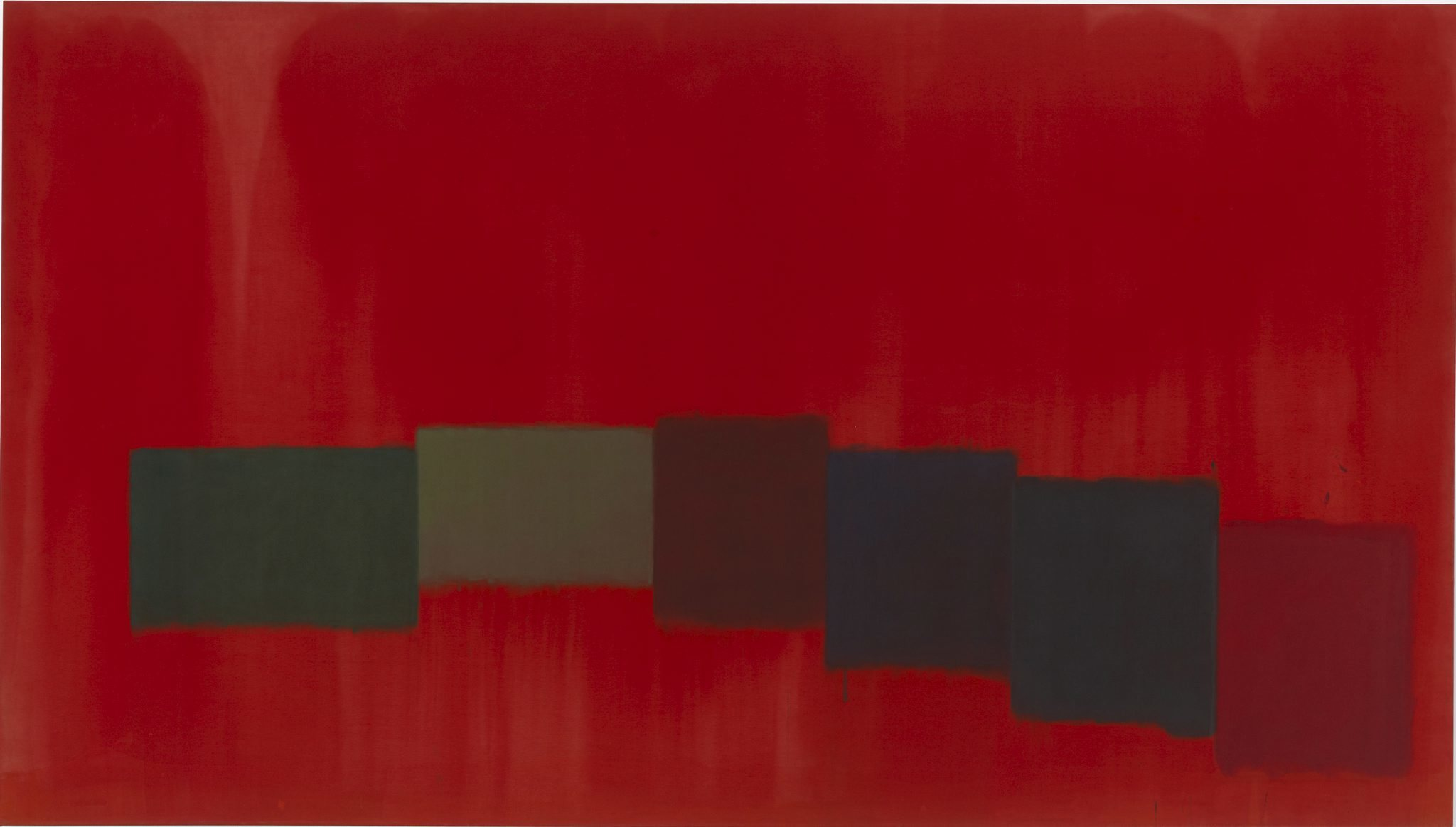 John Hoyland: Power Stations – Paintings 1964-1982