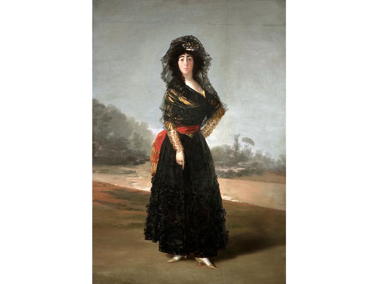'The Duchess of Alba',  1797