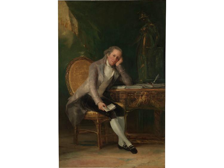 'Gaspar Melchor de Jovellanos', 1798