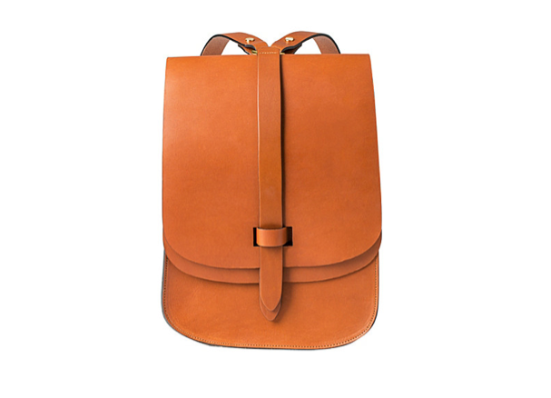 Arlington leather rucksack, £299