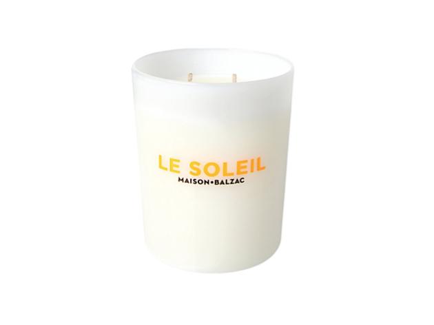 Le Soleil candle, £38