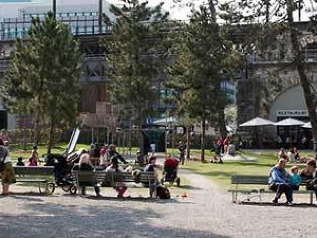 Josefsweise park