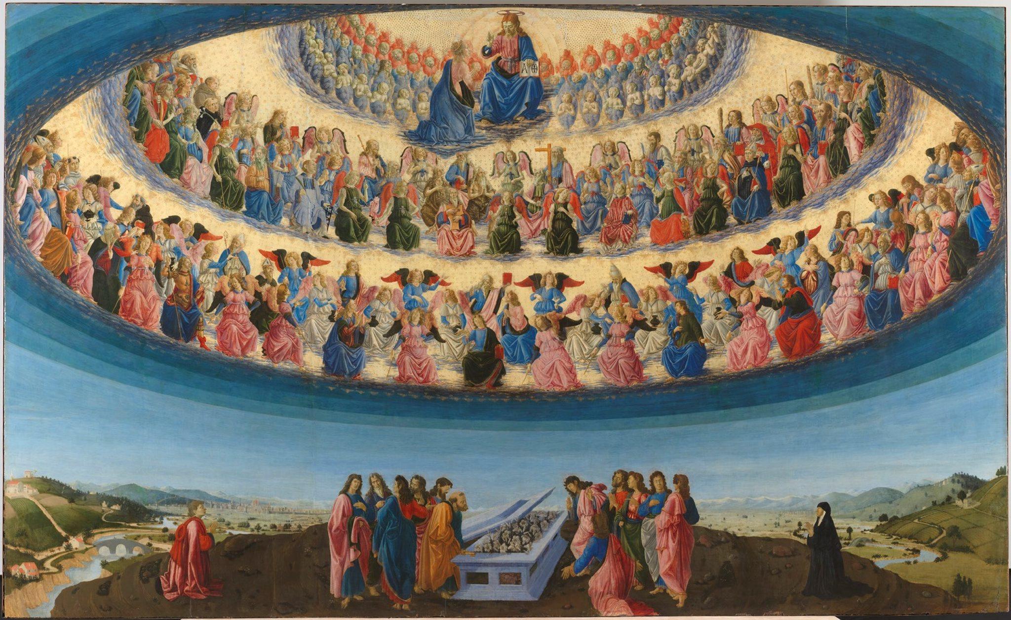 Visions of Paradise: Botticini's Palmieri Altarpiece