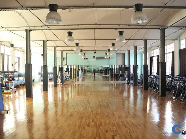 Centre Esportiu Municipal Can Felipa