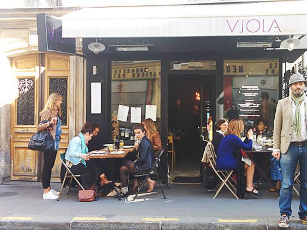 Viola (© ER/Time Out Paris)