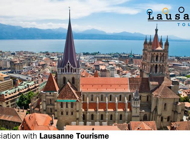 Lausanne promotion