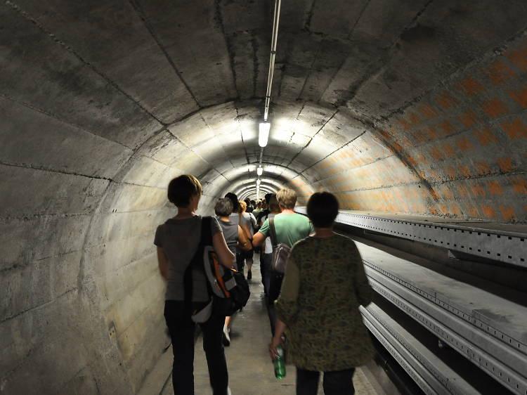 Sonnenberg bunker tours