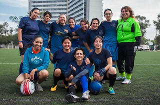 Punto DE Partida, futbol, lesbianas