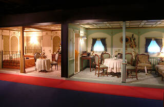 Titanic, the exhibition